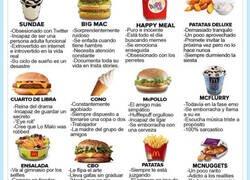 Enlace a Te diré cómo eres según lo que te pidas en el McDonald's, por @memes4love1