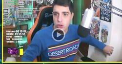 Enlace a El terremoto de Granada pilla en directo a este youtuber mientras hacía un stream