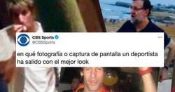 Enlace a Las risas del día: las respuestas desde España a la pregunta de en qué foto un deportista ha salido con mejor look
