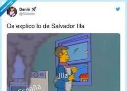 Enlace a Lo de Illa explicado por los Simpson, por @Siilesito