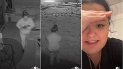 Enlace a Esta mujer sospechaba que era sonámbula y puso cámaras por la noche, y esto es lo que grabó
