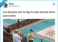 Enlace a Quien tiene un abuelo tiene un tesoro, por @paulagonzza