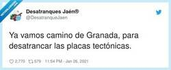Enlace a Desatranques Jaén, siempre donde tienen que estar, por @DesatranqueJaen