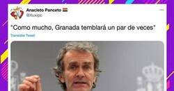 Enlace a Cachondeo en las redes con los seísmos de Granada:
