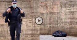 Enlace a La Policía Nacional homenajea a Harry Potter en un vídeo de TikTok: