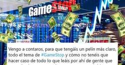 Enlace a Así es cómo un grupo de nerds en Reddit está a punto de destruir la Bolsa, vía @botemayonesa