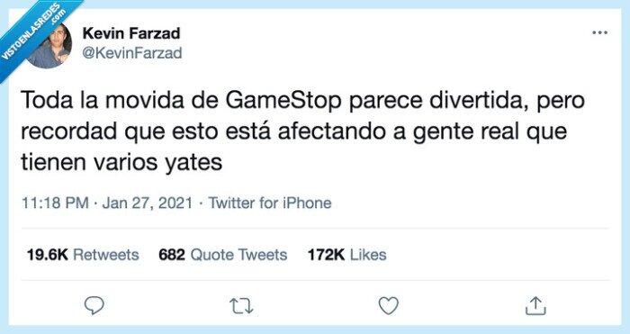 bolsa,gamestop,gme,wallstreet