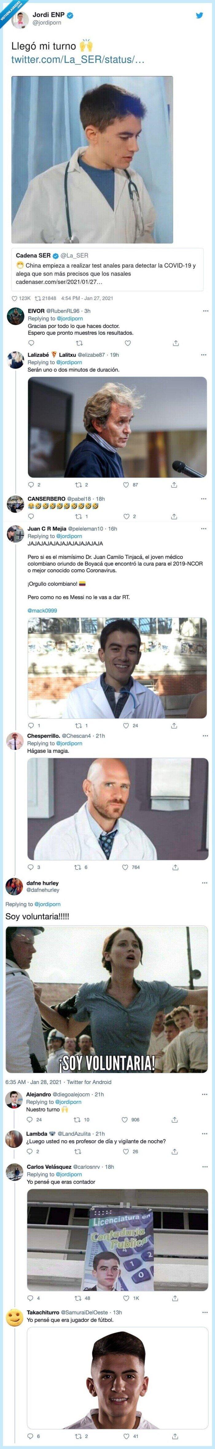 coronavirus,doctor,jordi enp