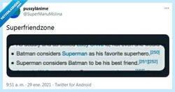 Enlace a ERES EL MEJOR amigo que tengo por @supermanumolina