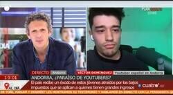 Enlace a Dani Mateo y Wall Street Wolverine incendian aún mas el debate de Andorra