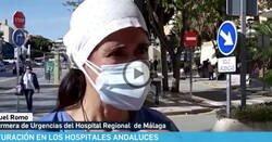 Enlace a El cruel testimonio de esta enfermera de un hospital de Málaga, pelos de punta, por @toni_miglesias