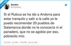 Enlace a Si el Rubius quiere pagar menos impuestos que lo haga, fin, por @13sandra_