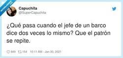 Enlace a Este es el Twitter que merezco, por @SuperCapuchita