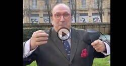 Enlace a La protesta viral de un hombre tras las restricciones a la hostelería