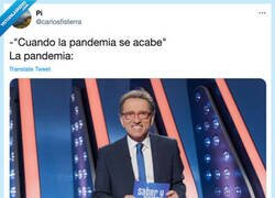 Enlace a La pandemia interminable, por @carlosfisterra