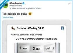 Enlace a ¿Sabrías decir que pone en el texto? por @ActualidadRT