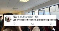 Enlace a Los universitarios están indignadísimos después de ver estas fotos y el brote de contagios en la Universidad de Sevilla: y aquí está el porqué
