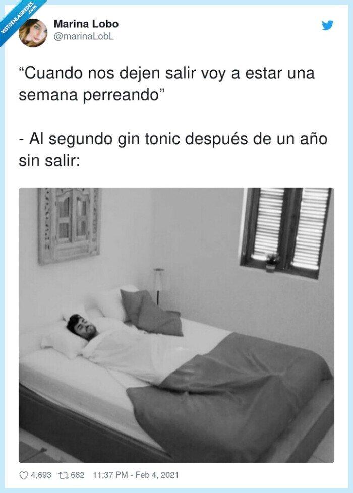 cama,dejar salir,descansar,dormir