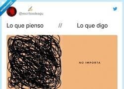 Enlace a Déjalo, no es nada, por @escritosdeagu