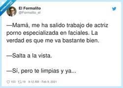 Enlace a Pues ese trabajo es la leche, por @Formalito_el