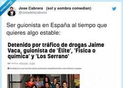 Enlace a Profesión de riesgo, por @Josedelacabrera
