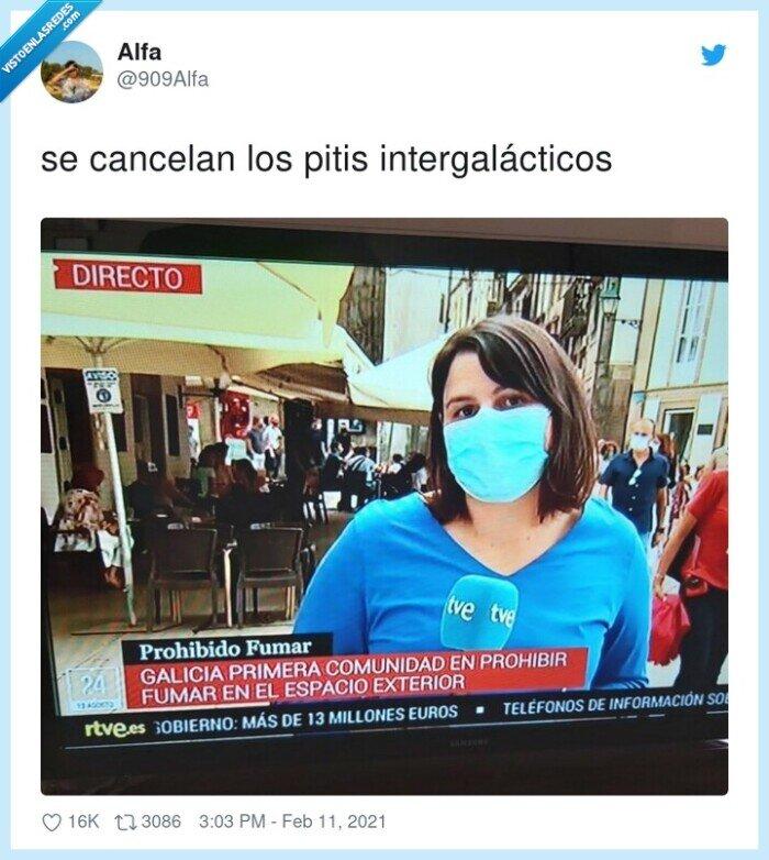 espacio exterior,fumar,galicia