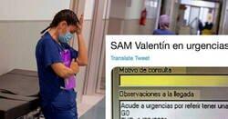 Enlace a Un enfermero flipa con la urgencia que le llegó en San Valentín y lo comparte para regocijo de todos