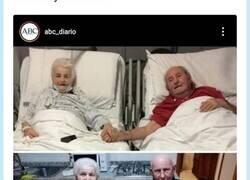 Enlace a El antes y el después de esta pareja que fueron hospitalizados por covid, por @noegonzalezz_