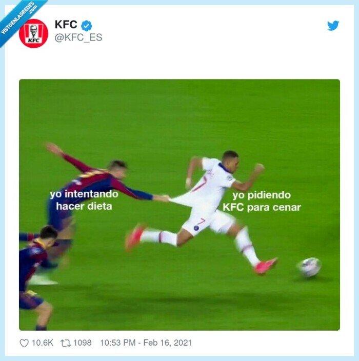 816019 - KFC lo vuelve a hacer, por @KFC_ES