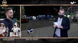 Enlace a  El de la moto recibe 500€ en una prueba en 'La Resistencia': lo que pasa es historia de la tele