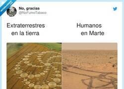 Enlace a Me das los mandos 3 minutos y pinto una poIIa en Marte, por @NoFumoTabaco