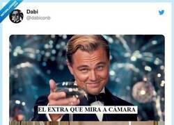 Enlace a Dicaprio es un generador de memes, por @dabiconb