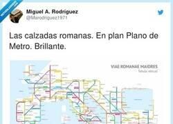 Enlace a Este google maps del Imperio Romano es una  maravilla, por @Marodriguez1971