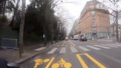 Enlace a Este carril bici de París es el más peligroso de todo el mundo, por @toni__peregrin