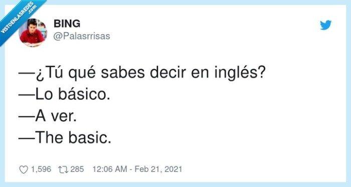 basic,básico,decir,inglés