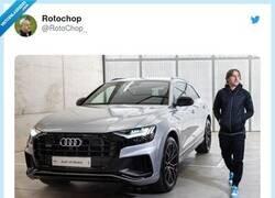 Enlace a Los coches escogidos por los jugadores del Madrid, Isco se ha superado, por @RotoChop_
