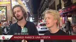 Enlace a Este francés que está de turismo de pandemia define estupendamente el Madrid de Ayuso y Almeida, por @Juanmi_News