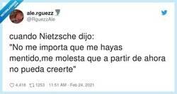 Enlace a Nietzsche sí que sabe, por @RguezzAle