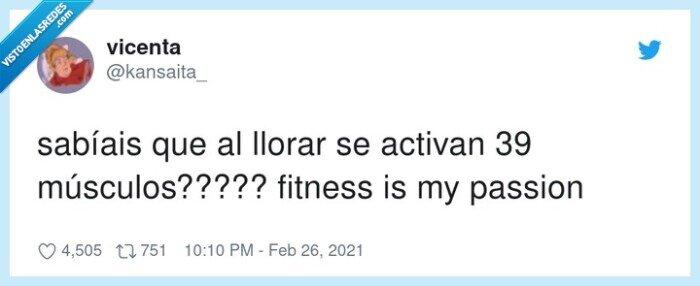 activar,fitness,llorar,músculos,passion