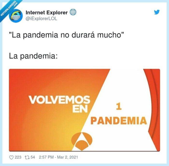 anuncios,durar,pandemia