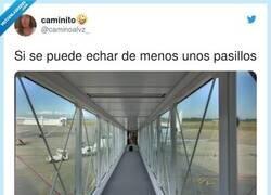 Enlace a Cuatro pasillos que seguro que echas de menos porque no los pisas desde hace meses, por @caminoalvz_