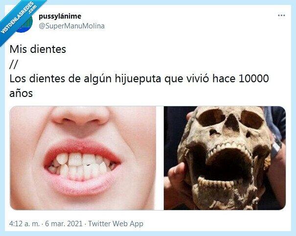 dientes,perfectos,torcido