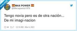 Enlace a Novias de otra nación, por @Mecagoento1976