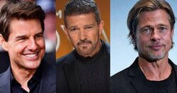 Enlace a La casualidad que une a Brad Pitt, Antonio Banderas y Tom Cruise, DA MIEDO