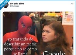 Enlace a Menos mal que está Google, por @Rickipap