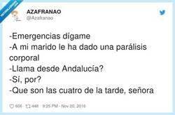Enlace a Ya sabes qué le pasa, por @Azafranao