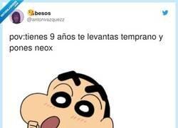 Enlace a Estas 3 cosas son las que veías en Neox cuando te levantabas a los 9 años, por @antonvazquezz