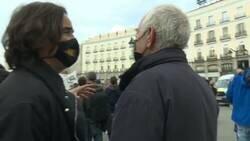 Enlace a Le preguntan a este señor por la pandemia de coronavirus y pura historia