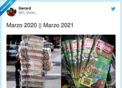 Enlace a Marzo 2020 / Marzo 2021, por @G_Galan_