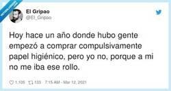 Enlace a Soy de otro rollo, por @El_Gripao